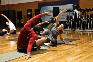 Static Stretching and Dynamic Stretching