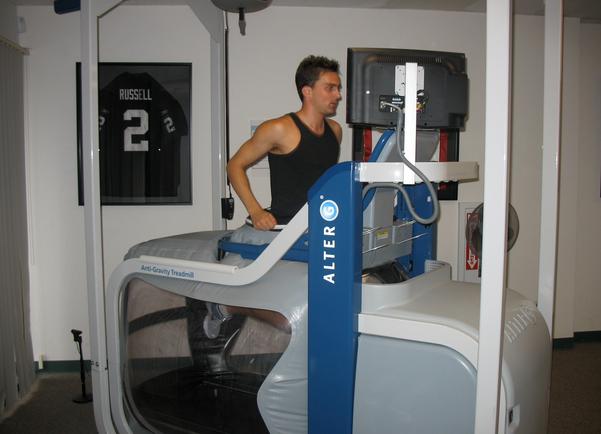 The Benefits of Utilizing the AlterG® Anti-Gravity Treadmill®