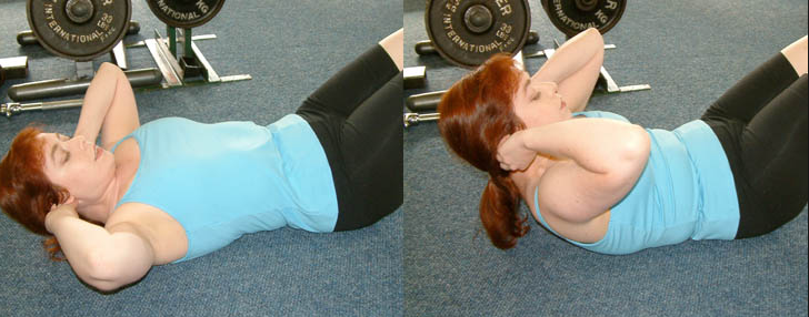 The 7 Minute Workout: Health Benefits of Abdominal Crunches (Part 4)