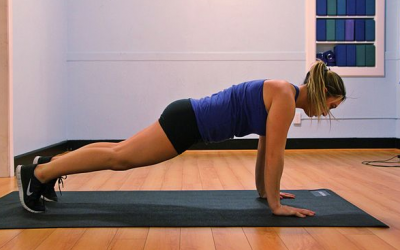 The 7 Minute Workout: Health Benefits of Plank Exercises (Part 8)
