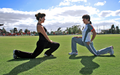 The 7 Minute Workout: Health Benefits of Lunges (Part 10)