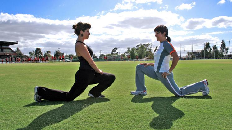 exercises for tennis - Lunges