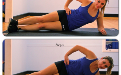 The 7 Minute Workout: Health Benefits of Side Plank Exercises (Part 12)