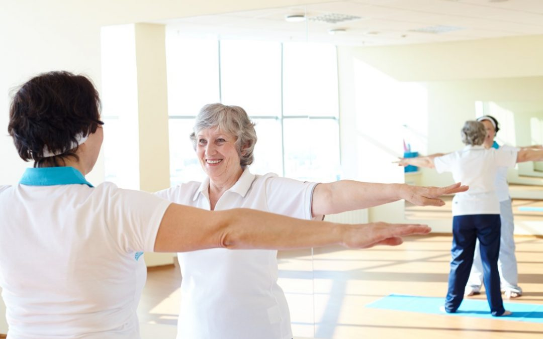 Physical Therapy for Balance Helps Prevent Falls