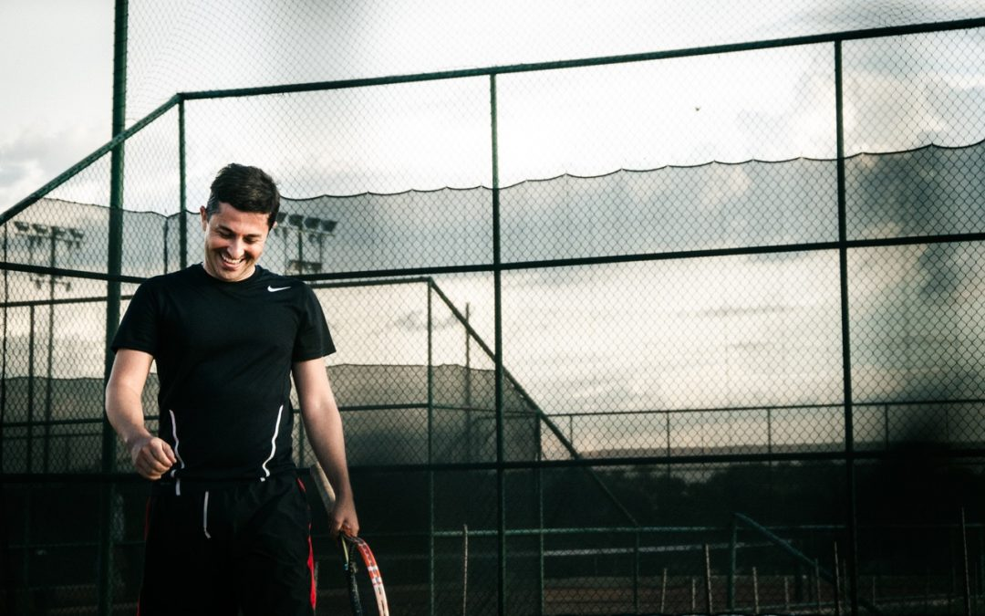 Toning up for Tennis Part 2:  Muscle Tone