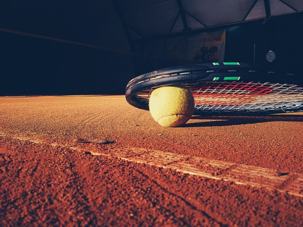 Toning up for tennis exercises part 3