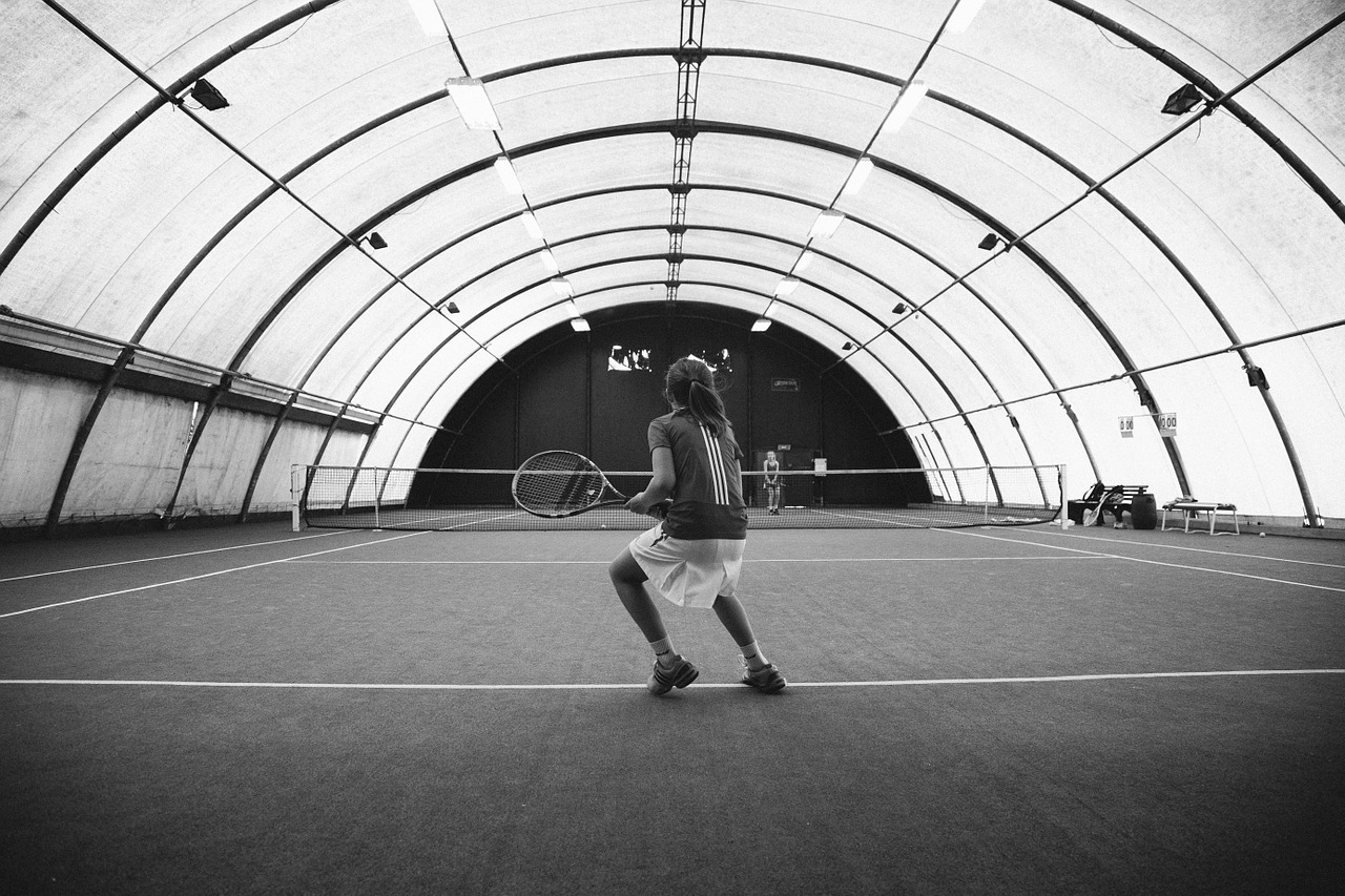 tennis is a workout
