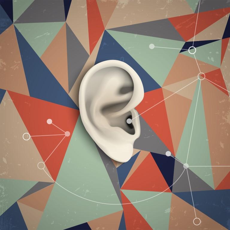 inner ear connection
