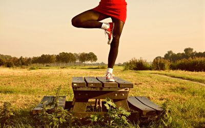 Working with a Certified Trainer to Improve Balance