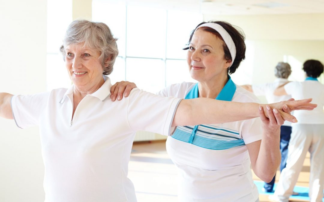 Importance of Balance Training for Seniors