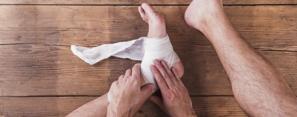 Physical Therapy for Ankle Sprain