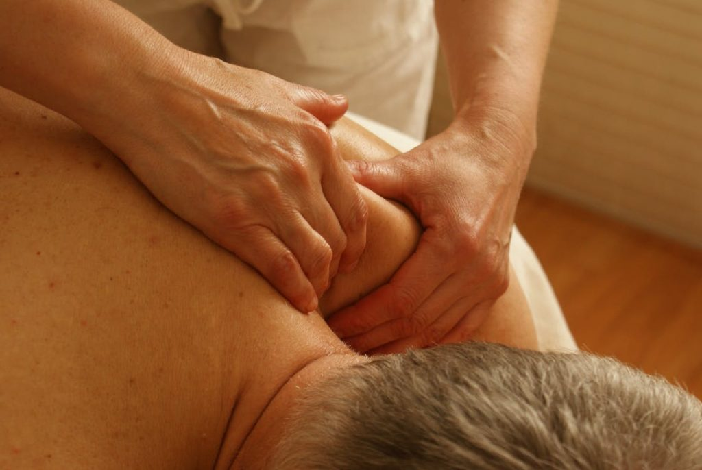 Deep tissue massage can help Delayed Onset Muscle Soreness