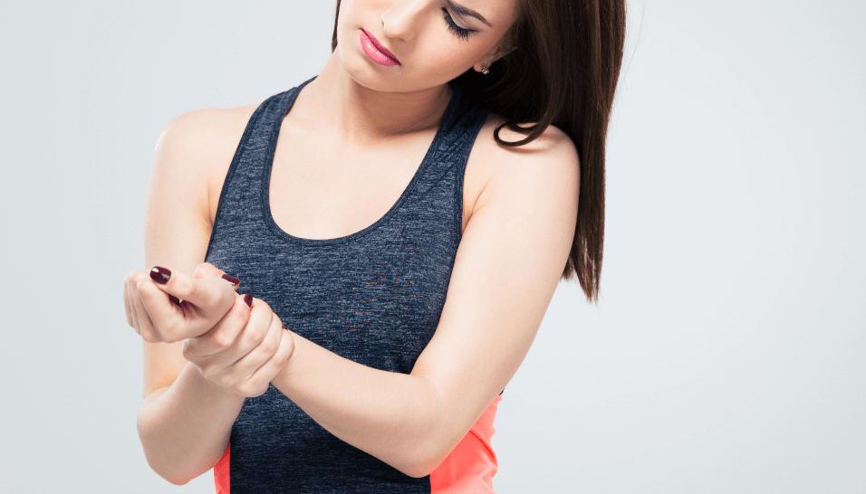 carpal tunnel symptom of wrist pain