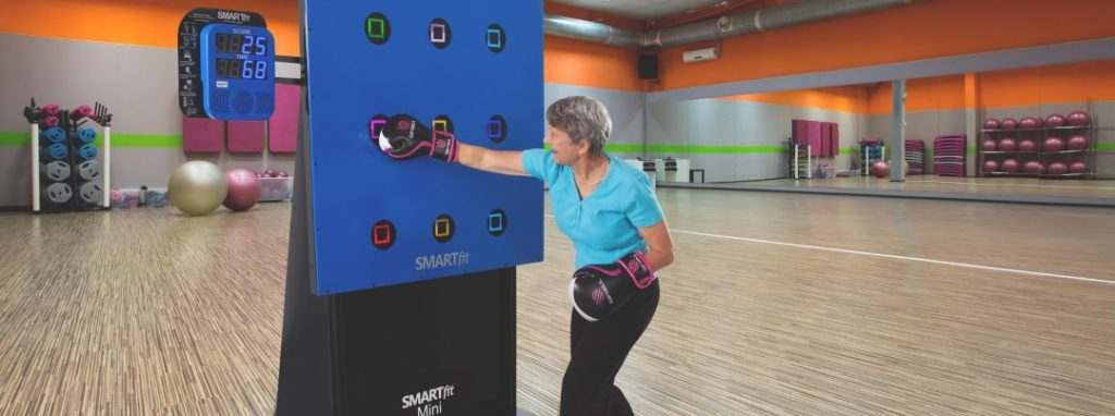 Smartfit for Concussion Rehab