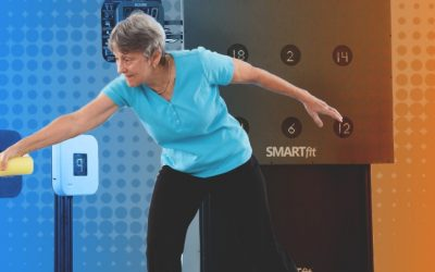 SMARTfit™ Technology Aids in Fall Prevention Among the Elderly