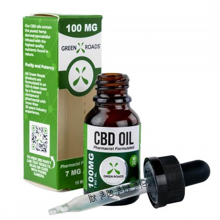 CBD Oil Medical Pharmacist Formula