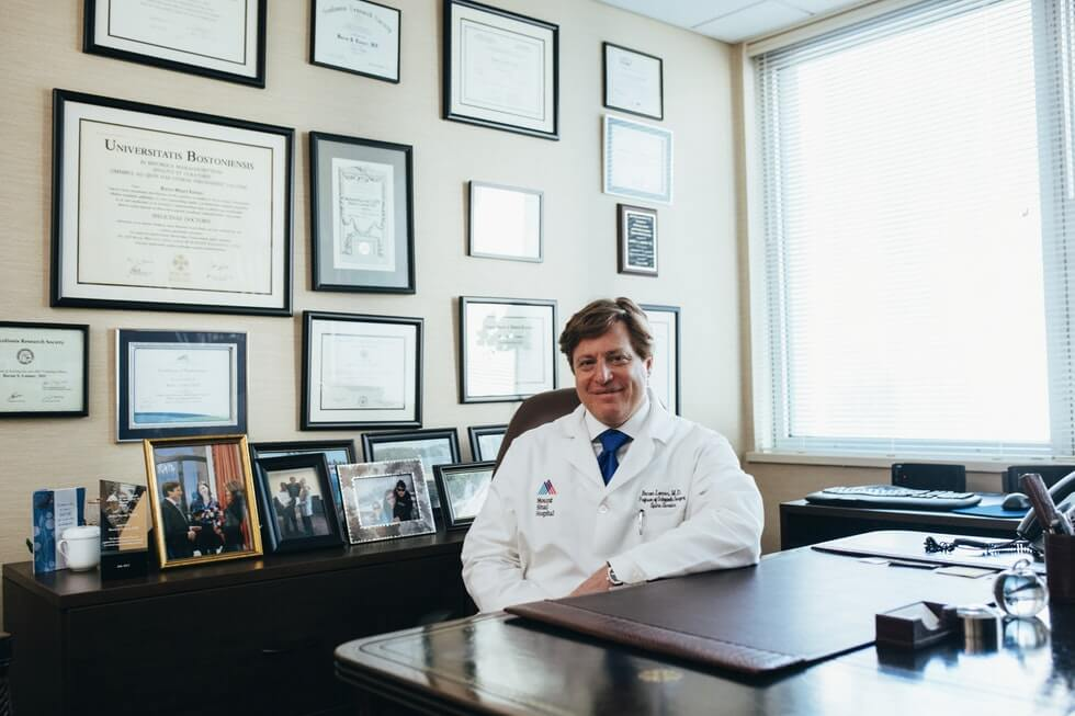 Meet with doctor for Conditioning Regimen