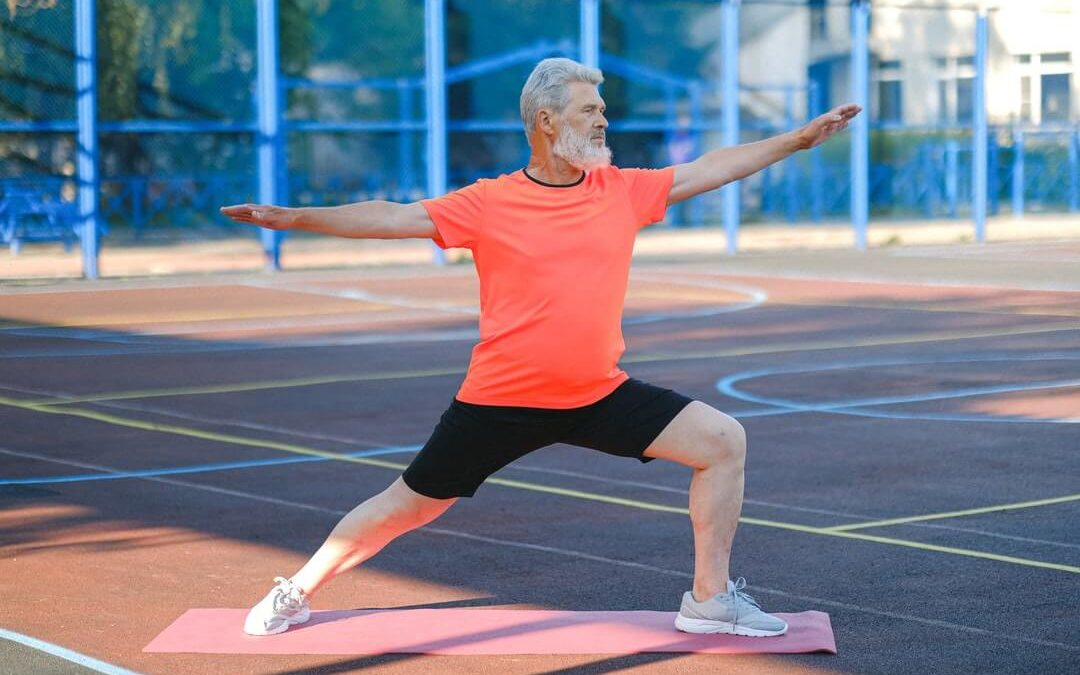 How to Keep Your Knees Healthy as You Get Older