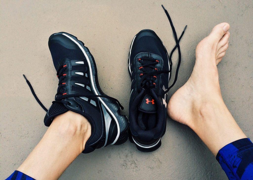 Retrocalcaneal Heel Bursitis Pain